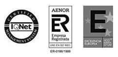 Nuestras Certificaciones, Confianza Online, IQNET, AENOR